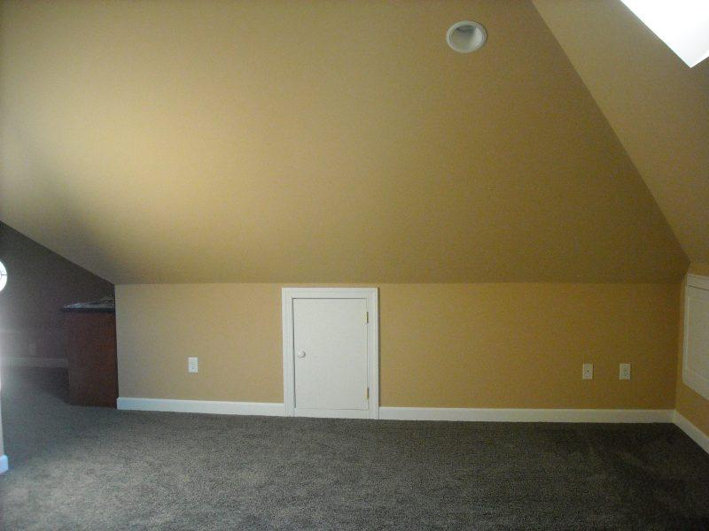 Raleigh Attic Amp Bonus Room Paint Contractors Raleigh