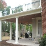 Exterior Patio Balcony Painting in Raleigh, NC