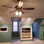 Raleigh professional bonus room painters