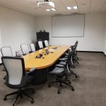 MCNC Durham conference room painting